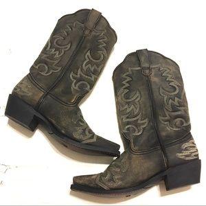 Laredo Women's Elaina Snip Cowgirl Boots